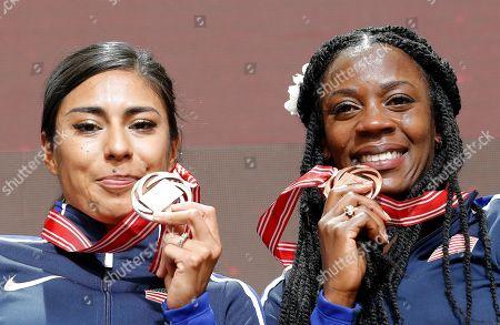 Editorial image of Doha 2019 IAAF World Championships, Qatar - 30 Sep 2019