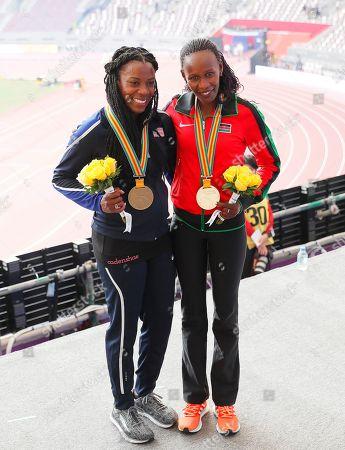Editorial picture of Doha 2019 IAAF World Championships, Qatar - 30 Sep 2019