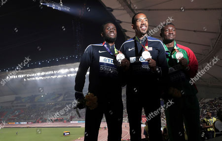 Editorial picture of Athletics Worlds, Doha, Qatar - 30 Sep 2019