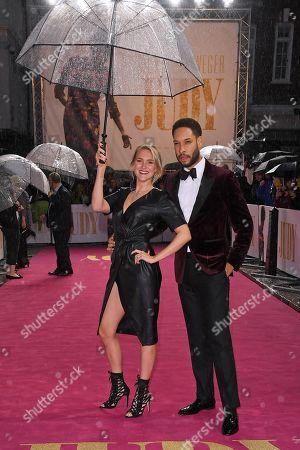 Natalie Herron and Royce Pierreson