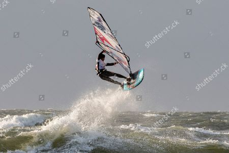 Editorial picture of Mercedes-Benz Windsurf World Cup Sylt on Sylt island, Westerland, Germany - 30 Sep 2019
