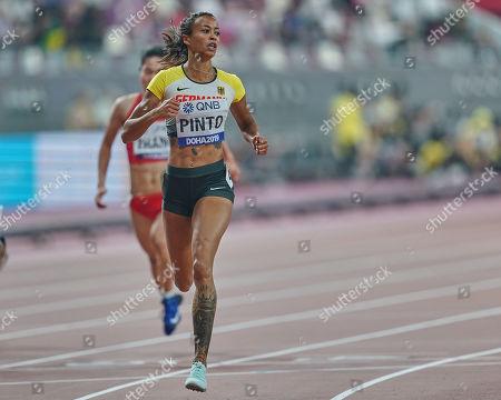 Editorial photo of Day 4 - 17th IAAF World Athletics Championships, Doha, USA - 30 Sep 2019