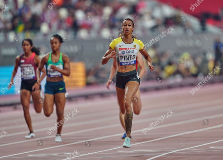 Editorial image of Day 4 - 17th IAAF World Athletics Championships, Doha, USA - 30 Sep 2019
