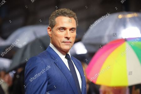 Rufus Sewell poses on the red carpet at the European Premiere of 'Judy' in London, Britain, 30 September 2019. The movie will be released in British theaters on 02 October 2019.