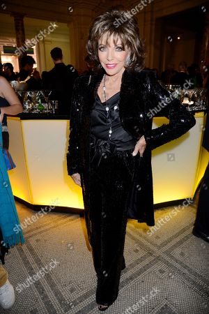 Stock Picture of Joan Collins