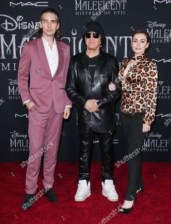 Editorial photo of 'Maleficent: Mistress of Evil' film premiere, Arrivals, El Capitan Theatre, Los Angeles, USA - 30 Sep 2019