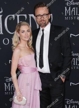 Amanda Hearst and Joachim Ronning
