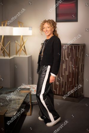Stock Picture of Kelly Hoppen