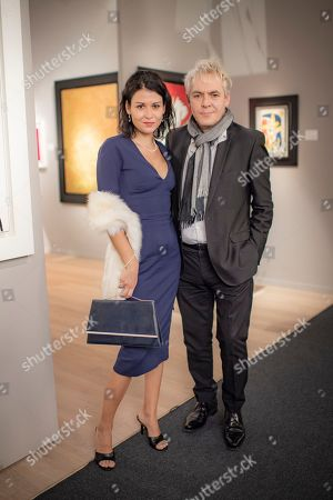 Editorial photo of PAD London 2019 Collectors Preview, UK - 30 Sep 2019