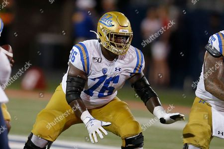 Editorial photo of UCLA Arizona Football, Tucson, USA - 28 Sep 2019