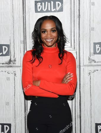 """Rachel Lindsay participate in the BUILD Speaker Series to discuss the television series """"The Bachelorette"""" at BUILD Studio, in New York"""