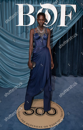 Editorial image of BoF 500 Gala - Arrivals - Paris Fashion Week 