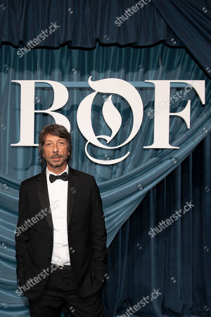 Editorial picture of BoF 500 Gala - Arrivals - Paris Fashion Week  S/S 2020, France - 30 Sep 2019