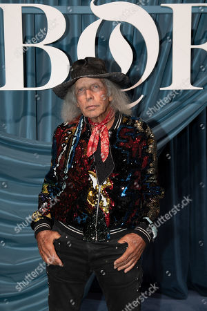 Stock Picture of US millionaire James F. Goldstein arrives for the Business of Fashion, BoF 500 gala held at the Hotel de Ville in Paris, France, 30 September 2019.