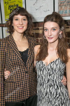 Louise Ford (Laura) and Grace Molony (Emma Watson)