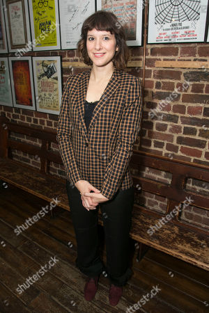 Editorial image of 'The Watsons' party, Press Night, London, UK - 30 Sep 2019