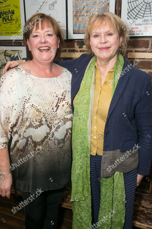 Sally Bankes (Nanny) and Jane Booker (Lady Osborne)