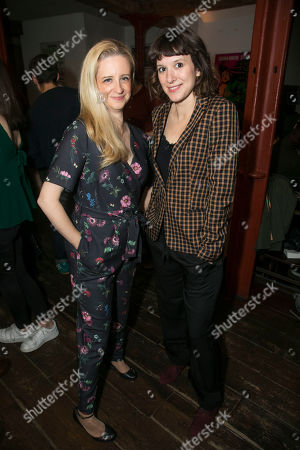 Laura Wade (Author) and Louise Ford (Laura)