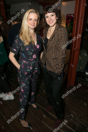 Stock Image of Laura Wade (Author) and Louise Ford (Laura)