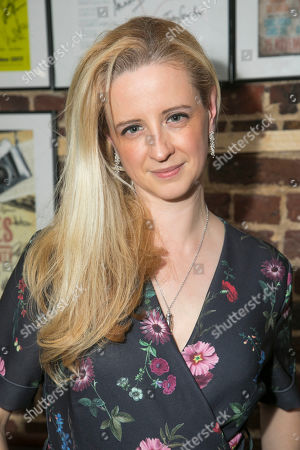 Editorial photo of 'The Watsons' party, Press Night, London, UK - 30 Sep 2019