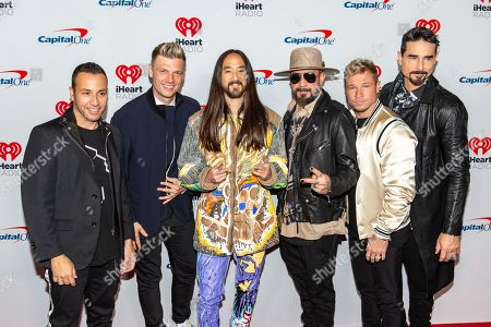 Editorial photo of iHeartRadio Music Festival, Arrivals, Day 2, Las Vegas, USA - 21 Sep 2019