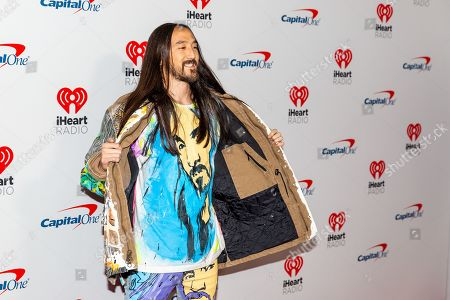 Stock Picture of Steve Aoki