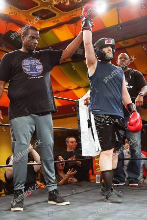 Editorial image of Celebrity Boxing 69 at Showboat Hotel, Atlantic City, USA - 28 Sep 2019