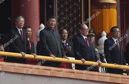 Editorial picture of 70th anniversary of founding of People's Republic of China, Beijing - 01 Oct 2019
