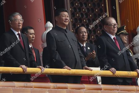 Editorial photo of 70th anniversary of founding of People's Republic of China, Beijing - 01 Oct 2019