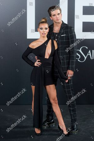 Editorial image of Yves Saint Laurent 'Libre' Fragrance Party, Madrid, Spain - 30 Sep 2019