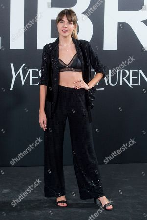 Editorial picture of Yves Saint Laurent 'Libre' Fragrance Party, Madrid, Spain - 30 Sep 2019