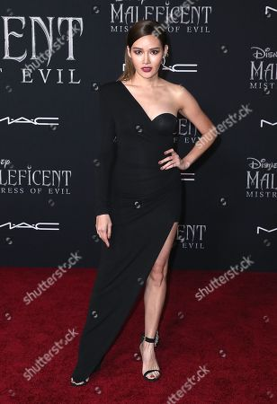 Editorial image of 'Maleficent: Mistress of Evil' film premiere, Arrivals, El Capitan Theatre, Los Angeles, USA - 30 Sep 2019