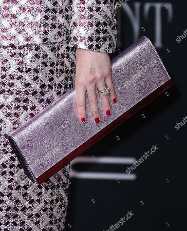 Lydia Hearst-Shaw, bag detail