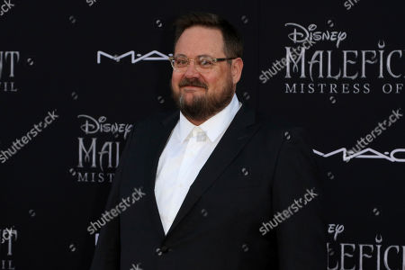 """Noah Harpster arrives at the world premiere of """"Maleficent: Mistress of Evil"""", at the El Capitan Theatre in Los Angeles"""