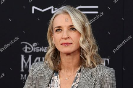 """Ever Carradine arrives at the world premiere of """"Maleficent: Mistress of Evil"""", at the El Capitan Theatre in Los Angeles"""