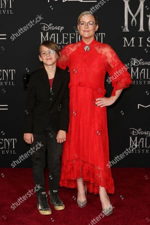"Editorial picture of World Premiere of ""Maleficent: Mistress of Evil"" - Arrivals, Los Angeles, USA - 30 Sep 2019"