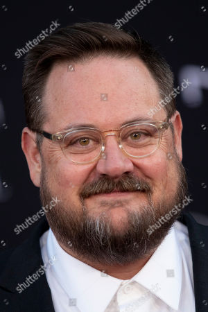 Noah Harpster poses on the red carpet prior to the premiere of the film 'Maleficent Mistress of Evil' at El Capitan Theater in Los Angeles, California, USA, 30 September 2019. The movie will be released in US theaters on 18 October.