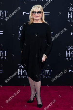Ellen Mirojnick poses on the red carpet prior to the premiere of Disney's 'Maleficent Mistress of Evil' at El Capitan Theater in Los Angeles, California, USA, 30 September 2019. The movie will be released in US theaters on 18 October.