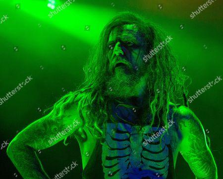 Stock Photo of Rob Zombie