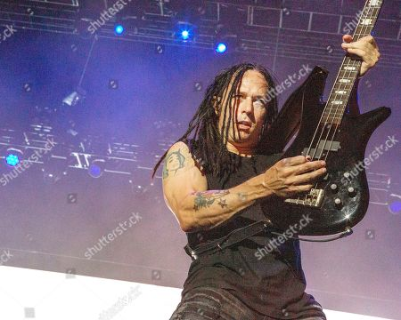Editorial image of Louder Than Life Festival, Day 3, Louisville, USA - 29 Sep 2019