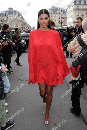 Editorial image of Stella McCartney show, Arrivals, Spring Summer 2020, Paris Fashion Week, France - 30 Sep 2019