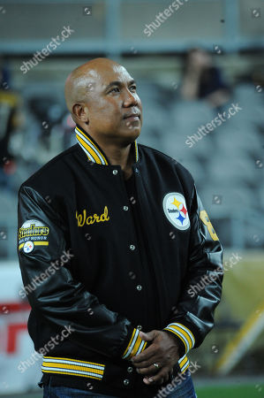 Editorial image of NFL Steelers vs Bengals, Pittsburgh, USA - 30 Sep 2019