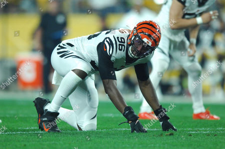 Editorial picture of NFL Steelers vs Bengals, Pittsburgh, USA - 30 Sep 2019