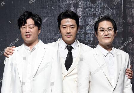Kim Hee-won, Kwon Sang-woo, Kim Sung-kyun