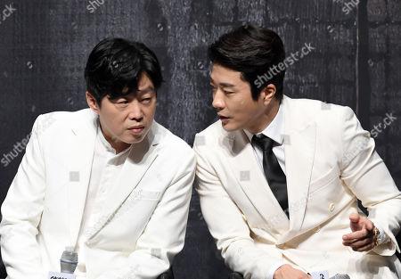 Kim Hee-won, Kwon Sang-woo
