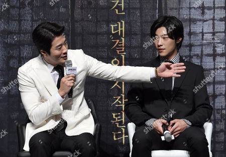 Kwon Sang-woo, Woo Do-hwan