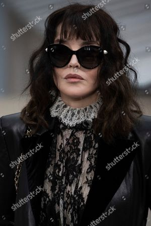 Editorial image of Fashion S/S 2020 Chanel, Paris, France - 01 Oct 2019