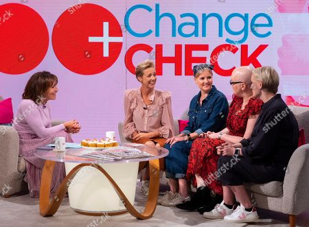 Editorial photo of 'Lorraine' TV show, London, UK - 01 Oct 2019
