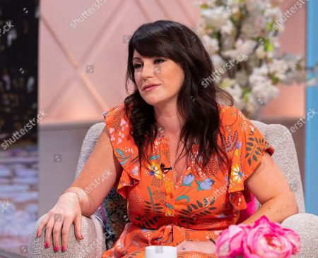 Editorial image of 'Lorraine' TV show, London, UK - 01 Oct 2019