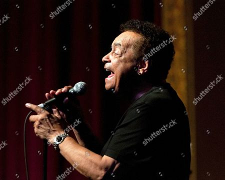 Editorial image of Gary US Bonds in concert at Paramount Hudson Valley Theatre, Peekskill New York, USA - 21 Sep 2019